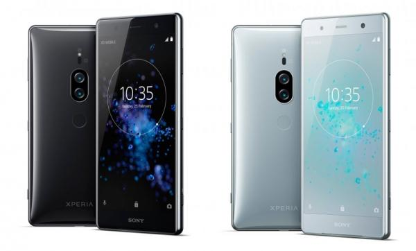 Sony Mobile Communications представила смартфон Xperia XZ2 Premium