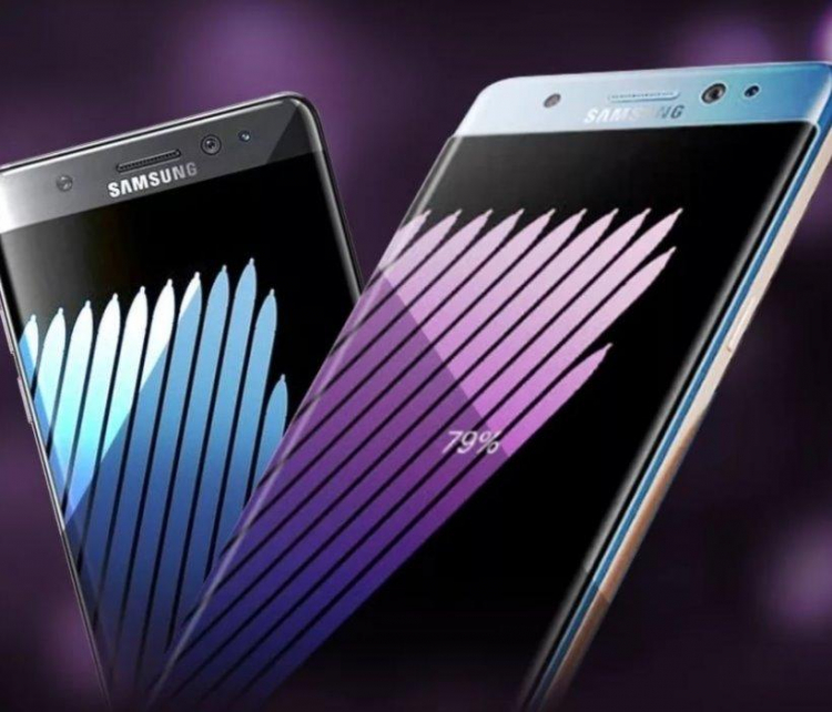 Смартфон Samsung Galaxy Note7 Fan Edition получит Android 9.0 Pie